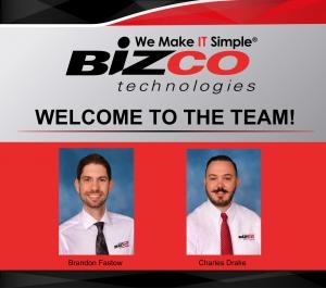 Brandon Fastow And Charles Drak | Bizco Technologies